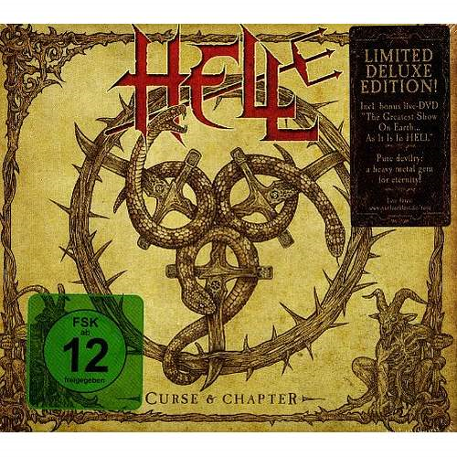 Curse And Chapter - Limited Digipack Edition (m/DVD)