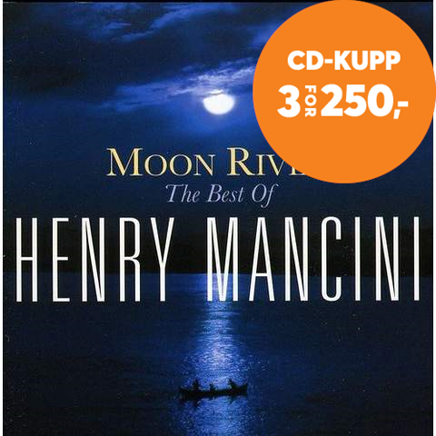 Moon River: The Best Of Henry Mancini (CD)