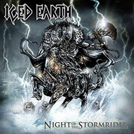 Night Of The Stormrider (CD)