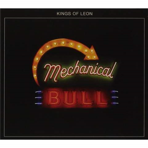Mechanical Bull (CD)