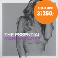 Produktbilde for The Essential Mariah Carey (2CD)