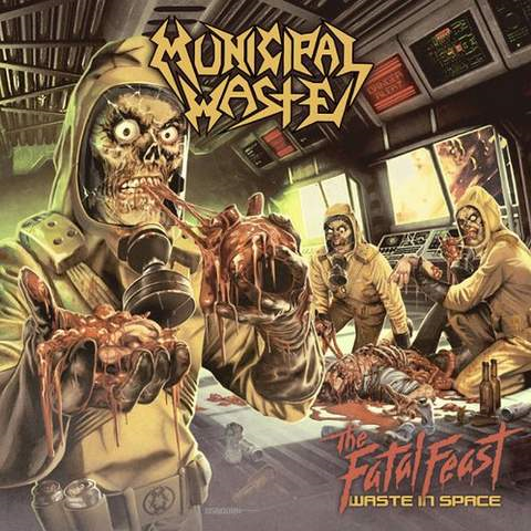 The Fatal Feast (CD)