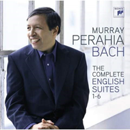 Produktbilde for Bach: The English Suites (2CD)