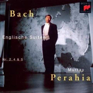 Produktbilde for Bach:English Suites 2+4+5 (CD)