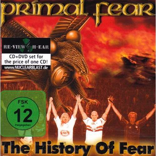 The History Of Fear - Re-View & H-Ear (m/DVD)