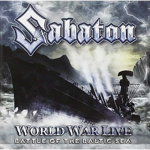 World War Live - Battle At The Baltic Sea (CD)