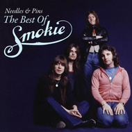 Produktbilde for Needles & Pin: The Best Of Smokie (2CD)