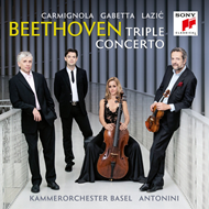 Beethoven: Triple Concerto (CD)
