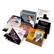 Sviatoslav Richter - The Complete Album Collection (18CD)