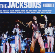 Milestones - The Jacksons (CD)