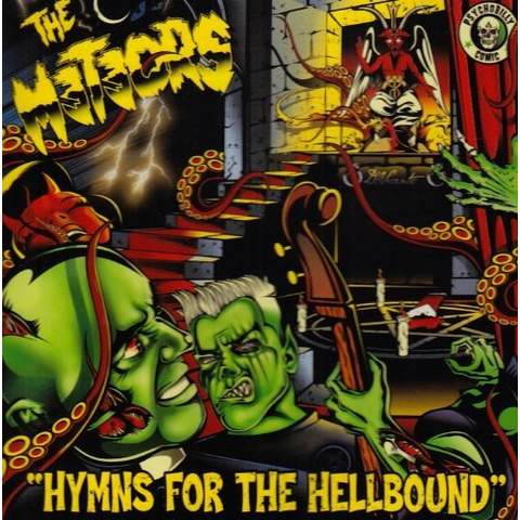 Hymns For The Hellbound (CD)