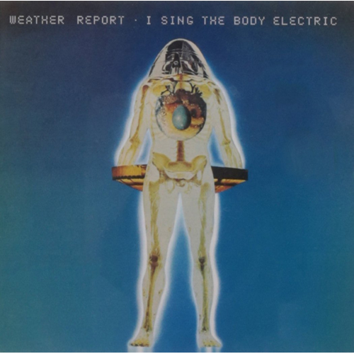 I Sing The Body Electric (CD)