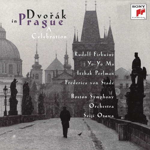 Yo-Yo Ma - Dvorák In Prague: A Celebration (CD)