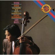 Yo-Yo Ma - Dvorák: Cello Concerto; Silent Woods; Rondo (CD)