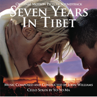 Produktbilde for Yo-Yo Ma - Seven Years In Tibet (CD)