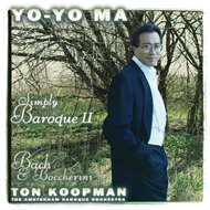 Produktbilde for Yo-Yo Ma - Simply Baroque Ii (CD)