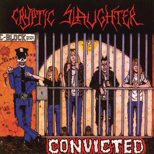 Convicted (CD)