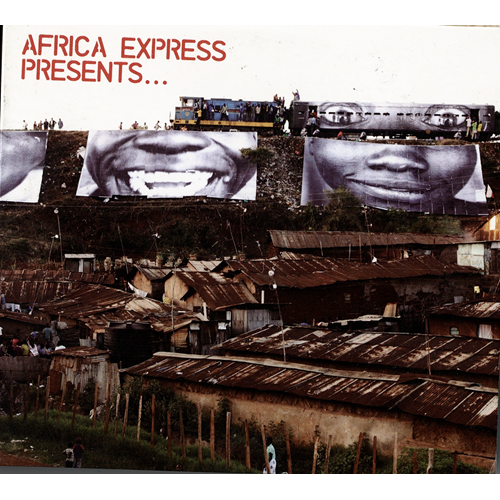 African Express Presents... (m/DVD)