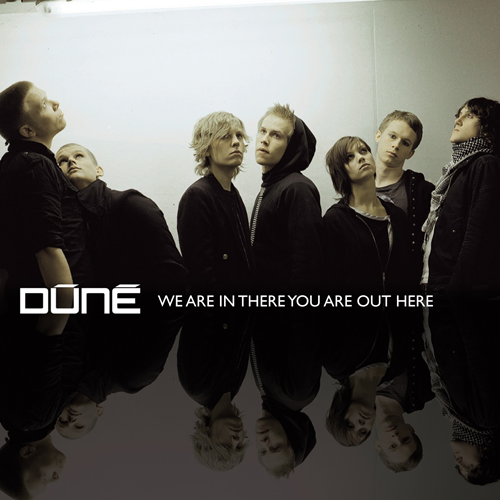 We Are In There, You Are Out Here (CD)