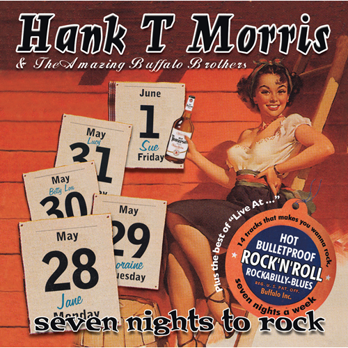 Seven Nights To Rock - Plus (CD)