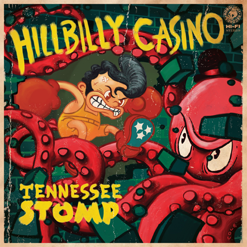 Tennessee Stomp (CD)