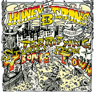 Terrifying Stories From The T-Bone (CD)
