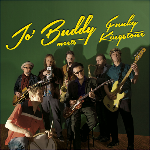 Jo' Buddy Meets Funky Kingstone (CD)