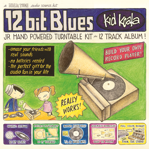12 Bit Blues (CD)
