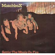 Settin' The Woods On Fire (CD)