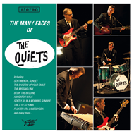 The Many Faces Of The Quiets (CD)