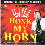Honk My Horn (CD)