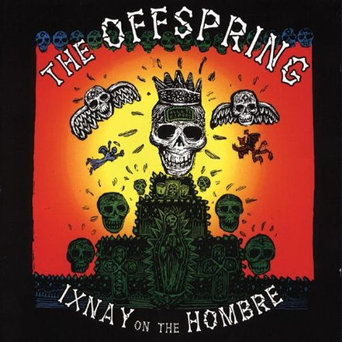 Ixnay On The Hombre (CD)