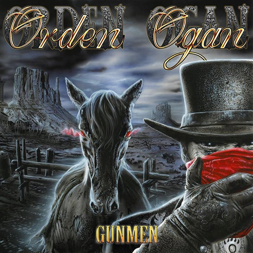 Gunmen - Limited Box Set (CD + DVD)