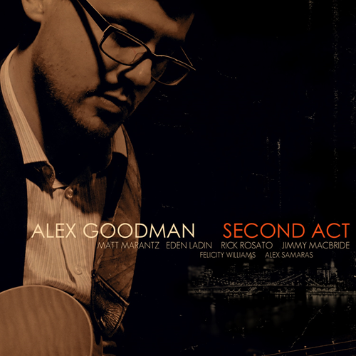 Second Act (CD)