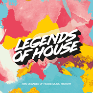 Legends Of House - Compiled By Milk & Sugar (2CD)