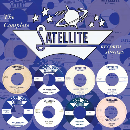 The Complete Satellite Records Singles (CD)