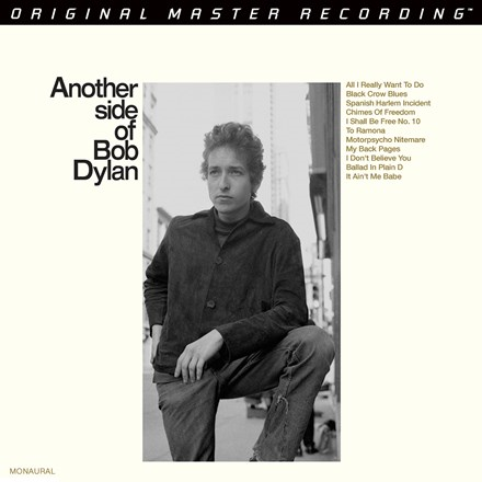 Another Side Of Bob Dylan (Mobile Fidelity) (SACD-Hybrid)