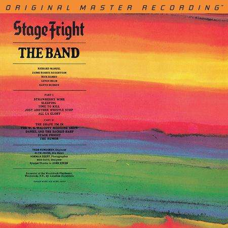 Stage Fright (Mobile Fidelity) (SACD-Hybrid)