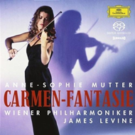 Produktbilde for Carmen-Fantasie (USA-import) (SACD-Hybrid)