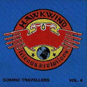 Friends & Relations: Cosmic Travellers (CD)