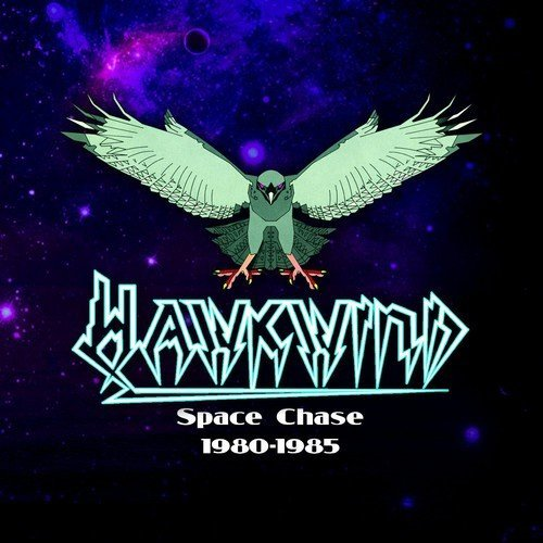 Space Chase 1980-1985 (CD)