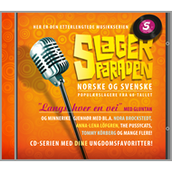 Produktbilde for Slagerparaden 5 (CD)