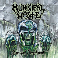 Slime And Punishment (CD)
