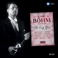 Karl Böhm - ICON: The Early Years (19CD)