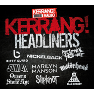 Kerrang! Headliners (2CD)