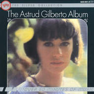 Produktbilde for Astrud Gilberto Album (UK-import) (CD)