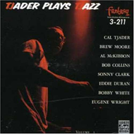 Tjader Plays Tjazz (CD)