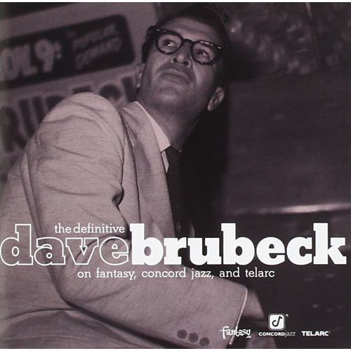 The Definitive Dave Brubeck On Fantasy, Concord Jazz, And Telarc (CD)