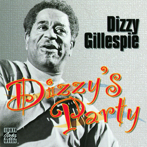 Dizzy's Party (CD)