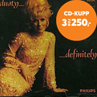 Produktbilde for Dusty Definitely (CD)